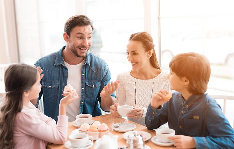 Olive House - Dine - Familie Café