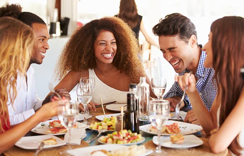 Olive House - Dine - Essen mit Freunden