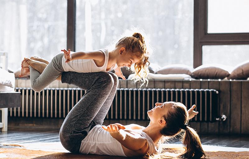 Olive House - Move - Yoga